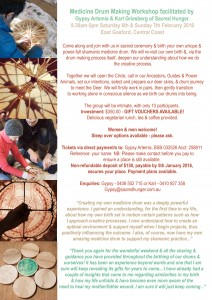 Medicine Drum Making Workshop